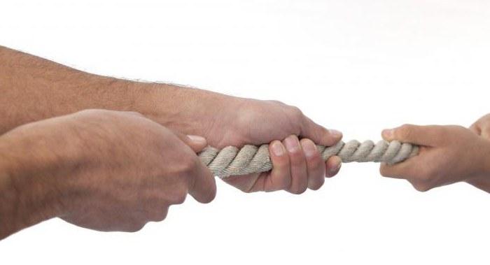 урегулирование конфликта интересов на государственной гражданской службе