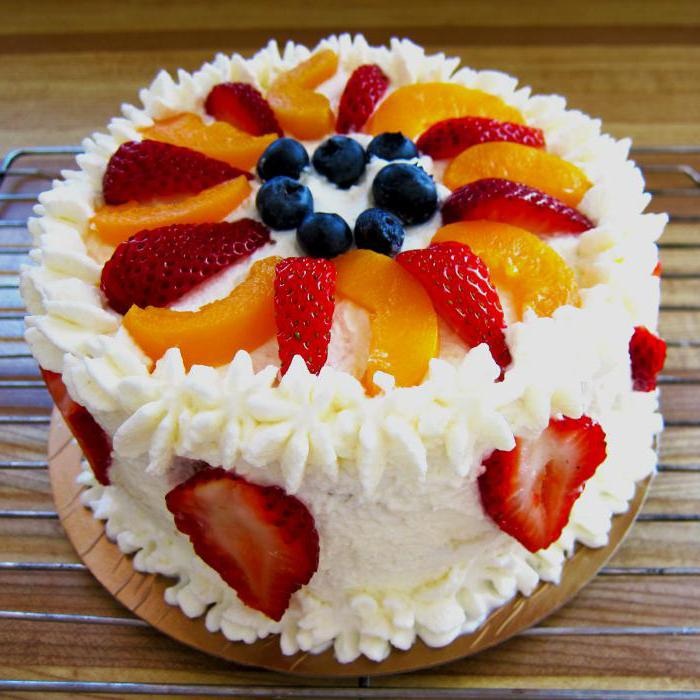 чем украшают торт кроме мастики