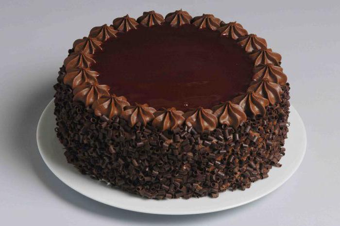 чем украшают торт