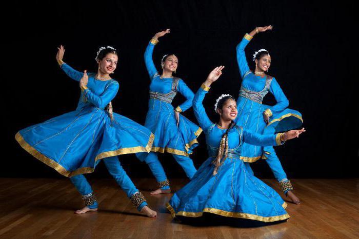 культура индии танцы