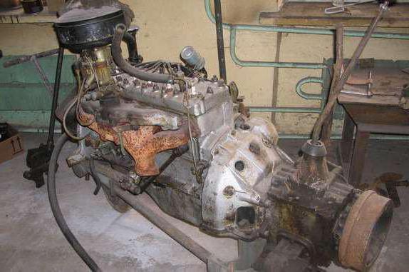 установка другого двигателя на автомобиль газель
