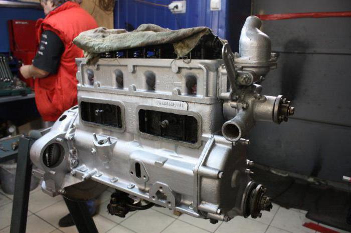 установка другого двигателя на автомобиль