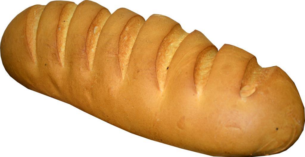 "white bread ""Baton"""