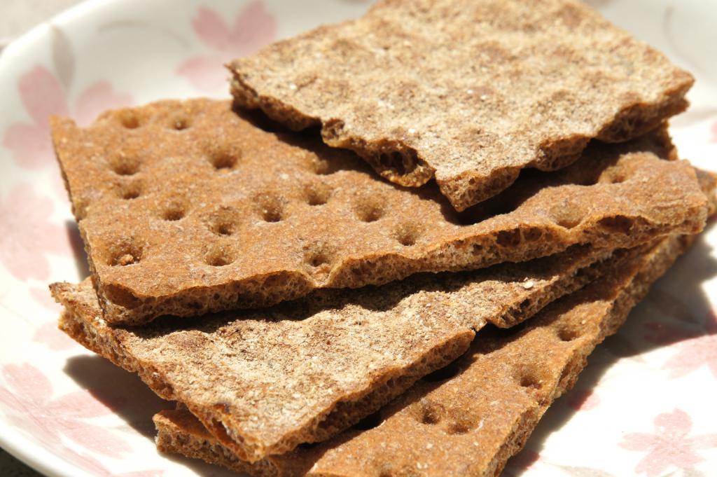 alternative to bread - bread