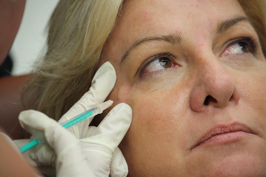 Когда начинает действовать ботокс после инъекции? Ботокс для лица - отзывы