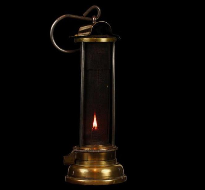 Шахтерский фонарь