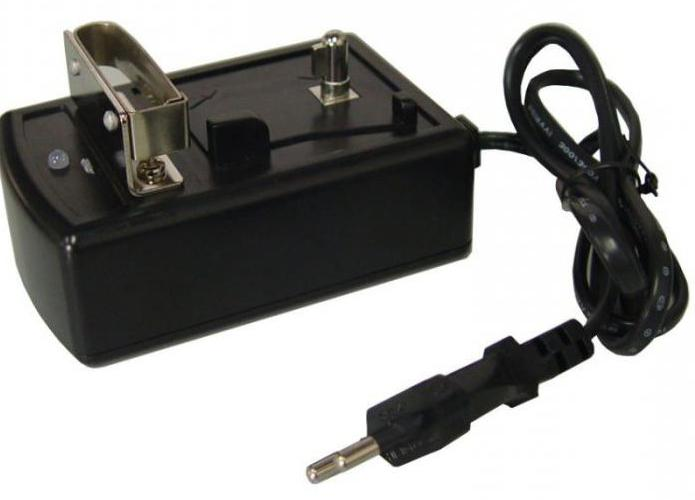 Зарядное устройство для шахтерского фонаря