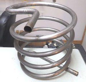 Змеевик труба в трубе для самогонного аппарата своими руками 100