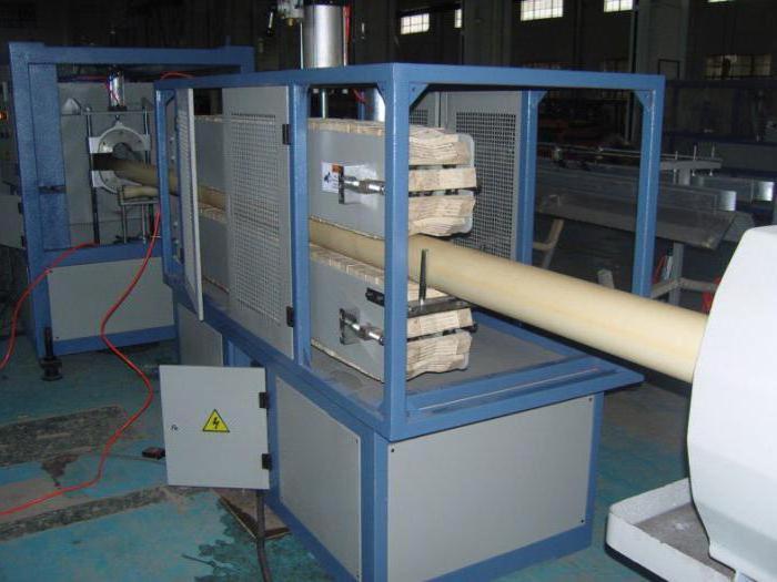 оборудование для производства изделий из пластмассы пластика