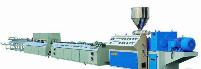 оборудование для производства теплоизоляционных изделий из пластмасс