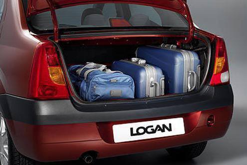 Сервопривод багажника