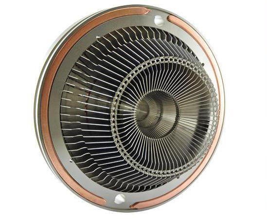 Радиатор для мощных светодиодов