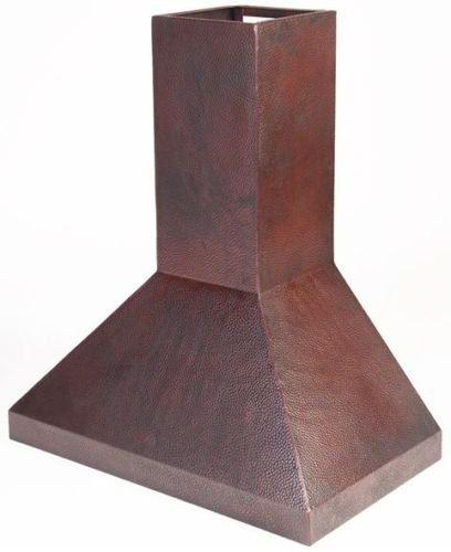 вытяжка для мангала в беседке из металла