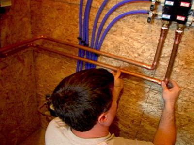Размеры проточного водонагревателя