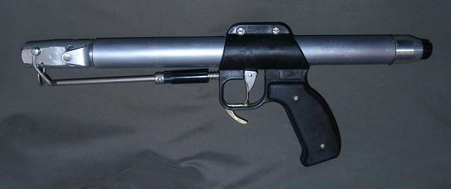 Пружинные ружья для подводной охоты