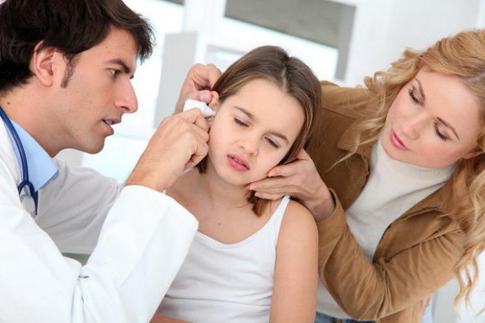 воспаление евстахиевой трубы симптомы лечение