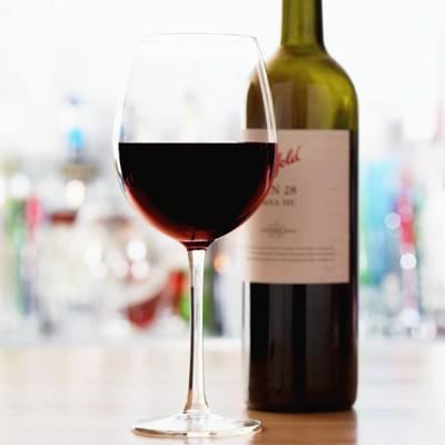 Бокал вина при беременности