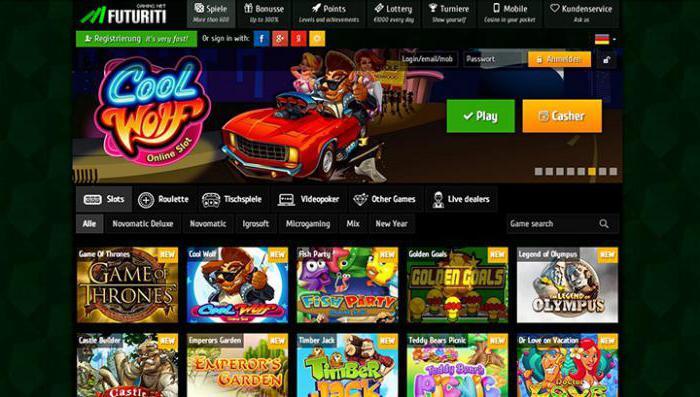 Отзывы о казино futuriti интернет казино метод хокаге