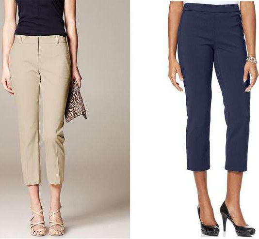 Модели женских брюк доставка