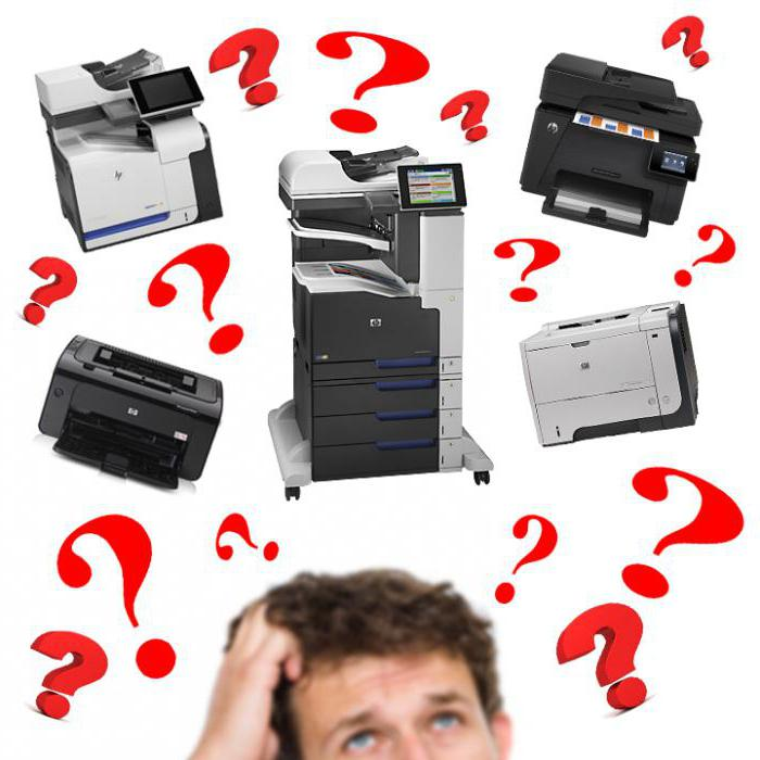 какой лучше принтер сканер копир для дома