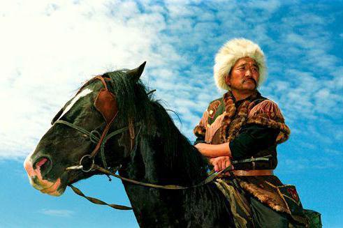 самый восточный из народов тюркской языковой группы