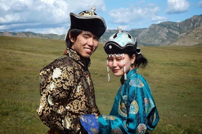 восточный из народов тюркской языковой группы