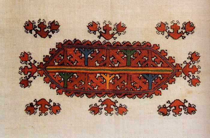 Орнамент удмуртский: тайный знак народа (фото)