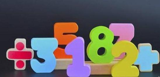 математические сказки цифры