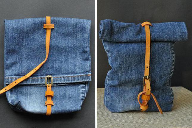 детский рюкзак из джинсов своими руками выкройки