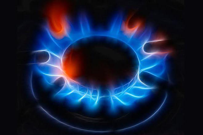 Стандартная высота газовой плиты