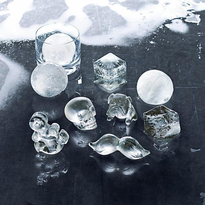 как сделать прозрачный лед
