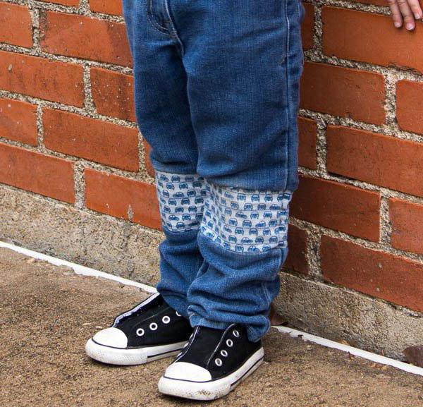 Как удлинить джинсы - 3 способа 60