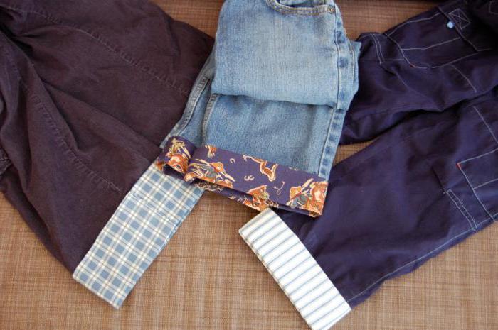 Как удлинить джинсы - 3 способа