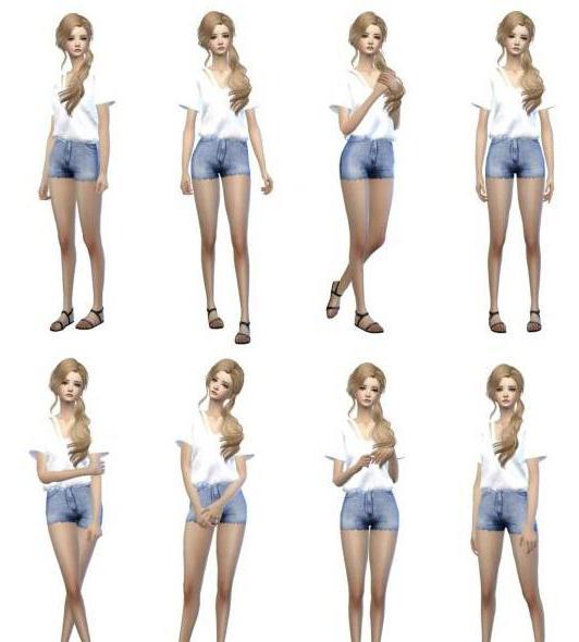 Позы для моделей сексуальная тематика