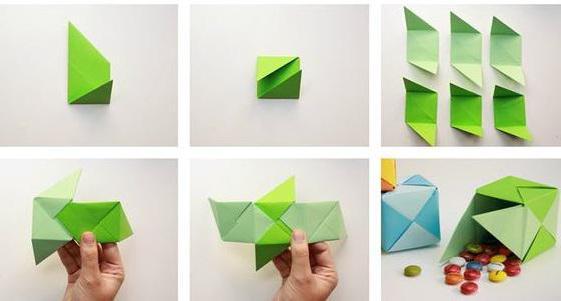 оригами для мамы