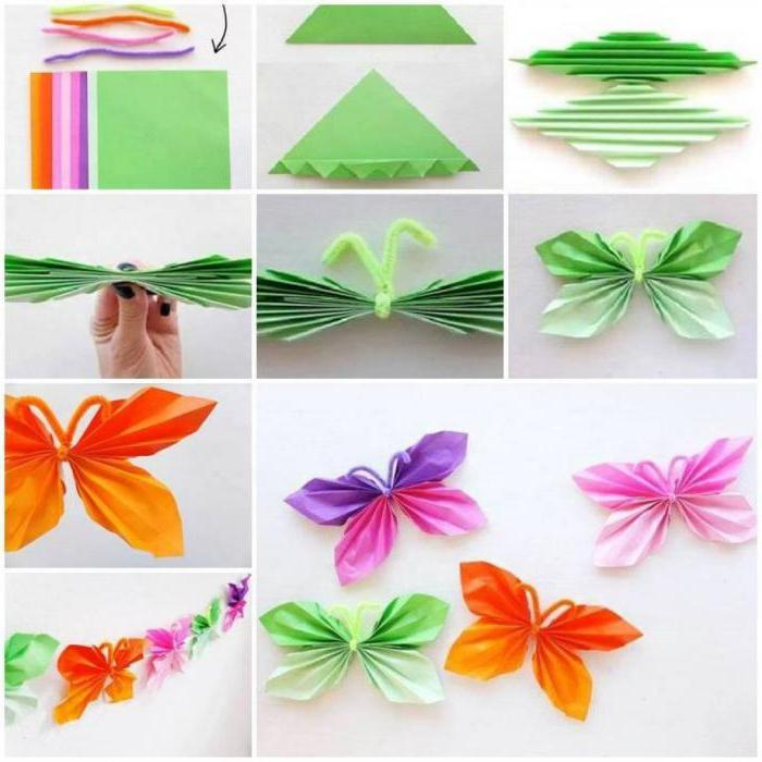 оригами открытка для мамы