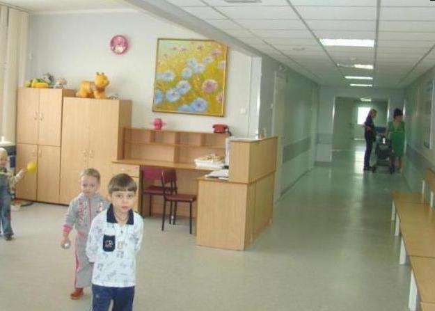 структура и задачи детской поликлиники