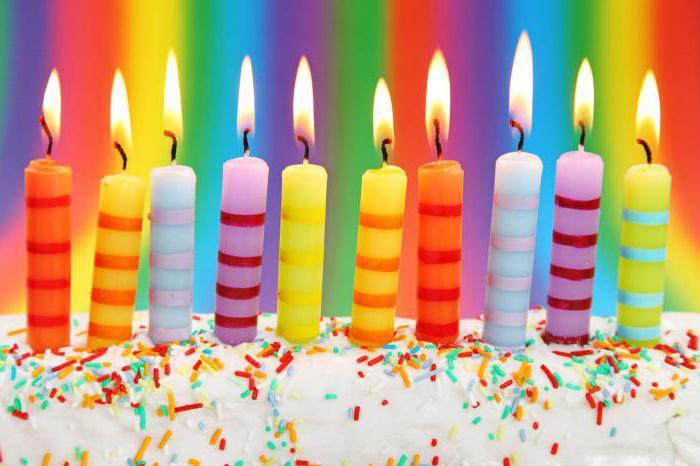 поздравление с днем рождения Юле