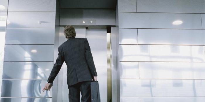 правила пользования лифтом с автоматическими дверями