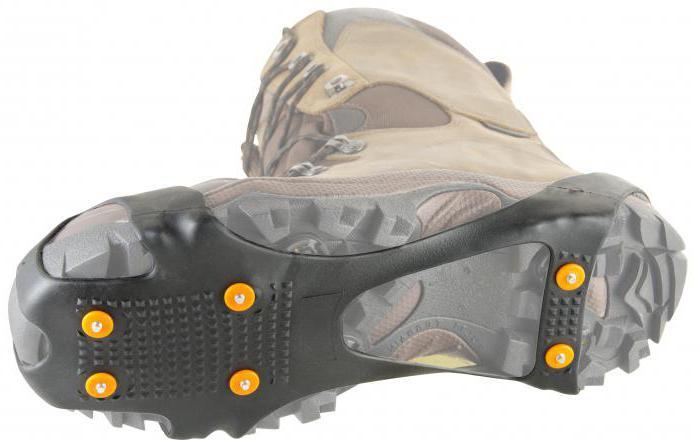 Ледоходы для обуви, отзывы