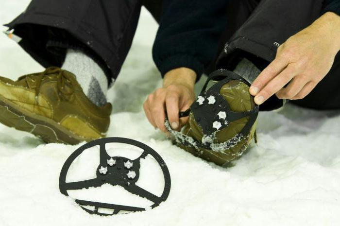 Ледоходы для обуви антигололеды Magic Spiker отзывы