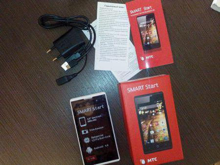 Смартфон МТС Smart Start Sim Lock После этого необходимо ввести данные