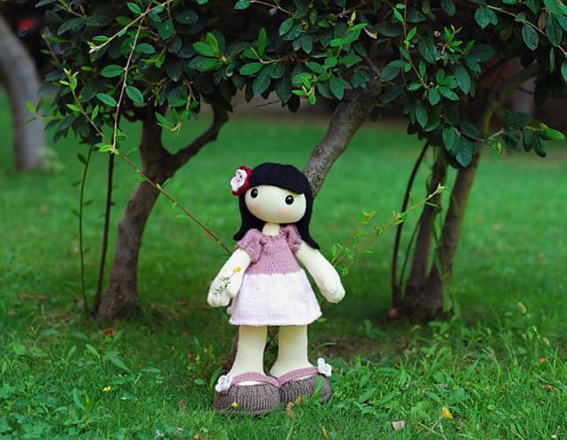 кукла большеножка своими руками