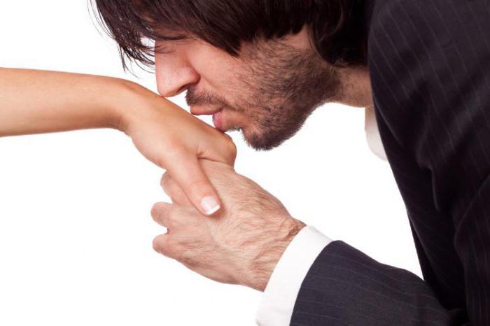 подает ли женщина руку при знакомстве