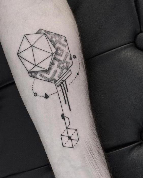 Значение тату звезда шестиконечная звезда