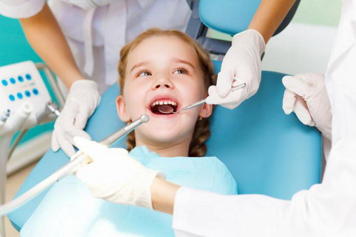 периодонтит временных зубов