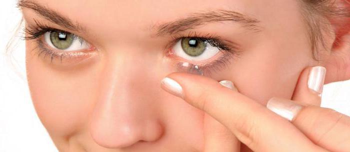 Как сделать линзы в домашних условиях для глаз
