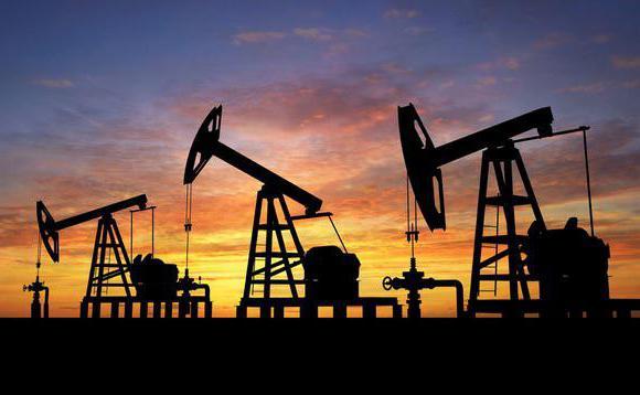 Марки нефти в мире