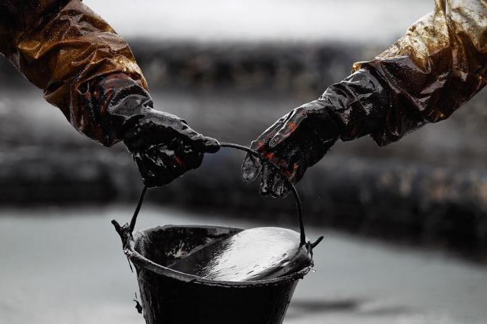 Легкая нефть в россии