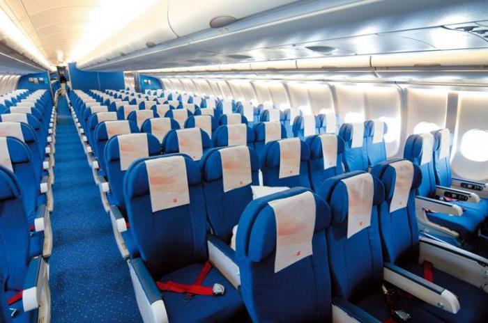 посадки борта авиакомпании klm
